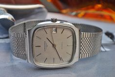 a555ba9dcce Longines Automatic Calibre L990.1 Gents Vintage Watch c1980-Highly  Collectible Piece. Stainless Steel ...