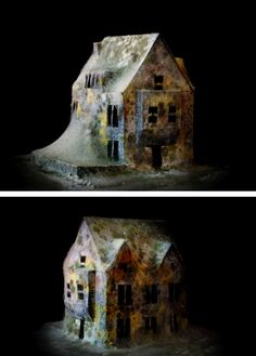 The Amazing Mould-Covered Urbex Art of Daniele Del Nero