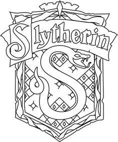 free printable Harry Potter Coloring Pages - Enjoy ...