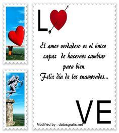 mensajes del dia del amor y la amistad para compartir por Whatsapp,enviar tarjetas del dia del amor y la amistad por whatsapp: http://www.datosgratis.net/estupendas-frases-por-el-dia-de-san-valentin/