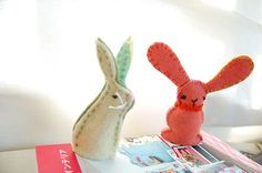 I'm in love with these finger puppets!