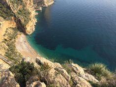 Beautiful Views Over The Bay. #ExploringMoraira