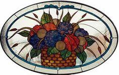 Basket of Hydrangeas