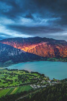 Interlaken, Switzerland   the most beautiful place I've ever been