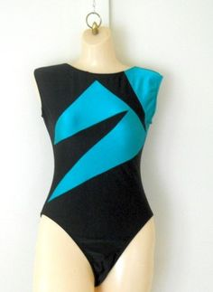 80s spandex leotard; $21.99 80s Fashion, Fashion Outfits, 80s Workout, Leotards, Baby Items, Wetsuit, Socks, One Piece, Spandex