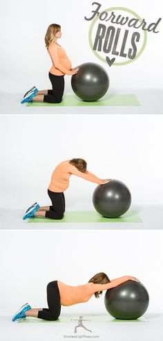 3 Best Exercises for Early Pregnancy Health!