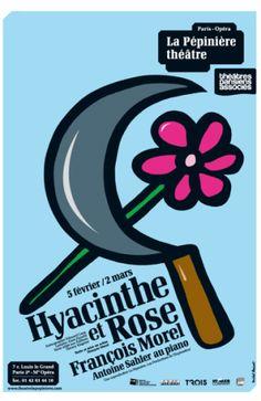 Michel Bouvet, Hyacinthe et Rose