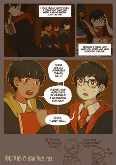 Harry potter au phichit 4/4— #yuri on ice