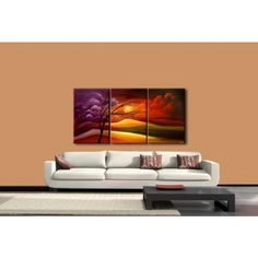 The Hills - Abstract Wall Art Decor