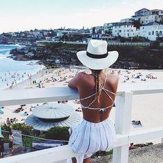 Image de summer, beach, and girl