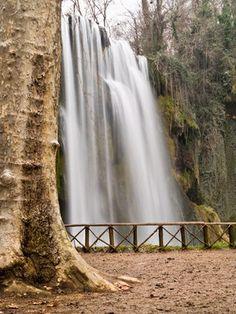 Monasterio de Piedra y sus impresionantes #cascadas