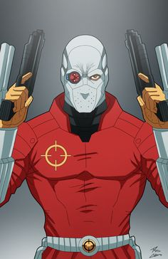 Deadshot by phil-cho.deviantart.com on @DeviantArt