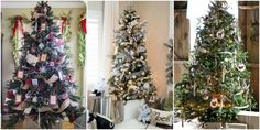 30 Christmas Tree Ideas for an Unforgettable Holiday  - HouseBeautiful.com
