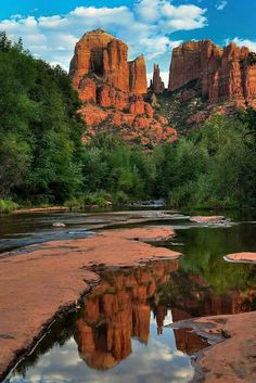 Oak Creek Canyon in Sedona, AZ
