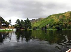 Lago del Dique de  Petaquire, en Carayaca Edo. Vargas.