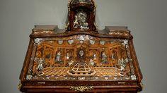 #934-3634-Desk, Abraham Roentgen