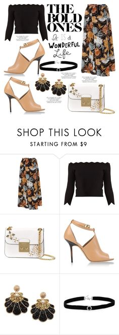 """""""Printed Skirt"""" by hastypudding ❤ liked on Polyvore featuring Faithfull, Alexander McQueen, MICHAEL Michael Kors, Burberry, BillyTheTree, contest, polyvorecommunity, PrintedSkirts, fashionset and AmiciMei"""