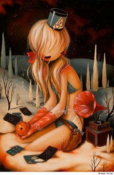 Art by Brandi Milne