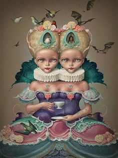 """""""The Difference Between You and Me"""" Artist: Daniel Merriam"""