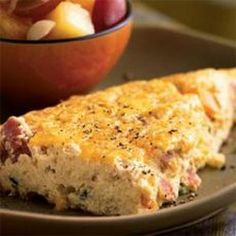 Sunny Frittata  #breakfast #recipe #food @Omega Hedgepeth XL