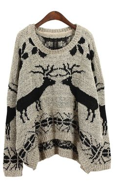 Because everyone needs that one Christmas sweater