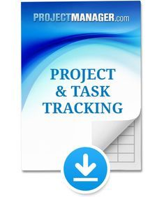 Project & Task Tracking Template