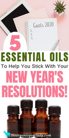 Best Essential Oils - Essential Oils For New Years - New Years Resolutions - Keeping New Years Resolutions - 2020 New Years Resolutions Aromatherapy Recipes, Essential Oil Diffuser Blends, Natural Essential Oils, All Things Beauty, Resolutions, Natural Skin Care, Essentials, Diy Christmas, Goat