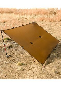 Ultralight shelter for one person and gear. Small and light enough to always toss into a daypack for bombproof bivy-ing.
