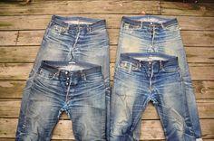 0aabbb972e5 6 Years in Raw Denim - Imgur Nudie Jeans