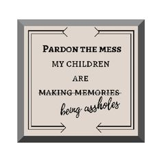 Pardon the Mess My Children Are Being Assholes Modern Cross Stitch PDF Instant Download, Cross stitch pattern funny This PDF counted cross stitch pattern available for instant download. Floss: DMC Fabric: AIDA 14-count ( other AIDA Fabric Counts may be used, the finished pattern will be different in size) Number of Colors: 1 Full Cross stitches only Size: 281 x 279 stitches (20.07 x 19.93 on 14 ct Aida) Total number of stitches: 9124 There is no background to be stitched. You can play…