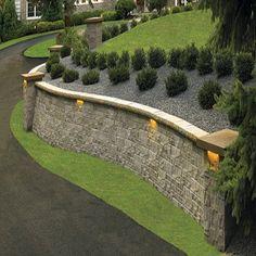 Concrete Pavers #LandscapingIdeas