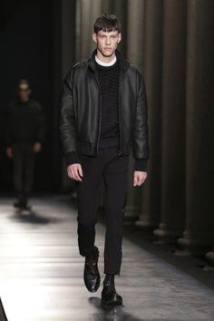 NEIL BARRETT - Autumn-Winter 14/15 Menswear Collection #37