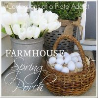 CONFESSIONS OF A PLATE ADDICT: Easy-to-Change Seasonal Vignettes...All Dressed for Saint Patrick's Day!