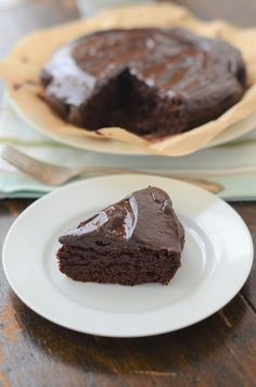 The BEST Paleo Chocolate Cake-24 Carrot Kitchen