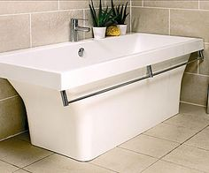 Bathtub for Convenience and Comfort