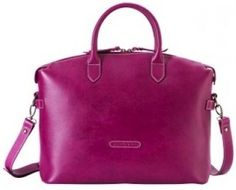 Jekyll & Hide Paris Leather Handbag Magenta R4149 ekyll & Hide genuine leather pieces are created for a life lived authentically. And like authenticity, leather is rare and valuable. It is also a natural expression of beauty and enduring luxury. That's why selecting genuine leather products is one of the most considered decisions anyone can make.  Genuine leather compartmentalised inner to accommodate a laptop, tablet, mobile phone, business cards, pens, etc. Adjustable shoulder strap… Leather Pieces, Magenta, Leather Handbags, Shoulder Strap, Laptop, Leather Products, Paris, Luxury, Lady