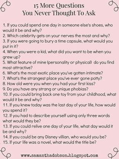 date night questions you never thought to ask!More date night questions you never thought to ask! date night questions you never thought to ask!More date night questions you never thought to ask! Date Night Questions, Fun Questions To Ask, Dating Questions, Questions To Get To Know Someone, Questions To Ask Your Boyfriend, Truth Or Dare Questions, Party Questions, Would You Rather Questions, Couple Questions