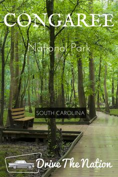 Ask people to list our National Parks and chances are that unless they are from somewhere in South Carolina, Congaree National Park will not get mentioned.