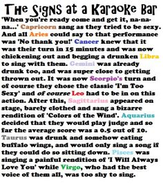 Lol. So true, I have too much stage fright to sing in front of people, but give me shower and I will belt out a tune