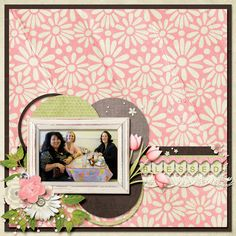 Wendy Tunison Designs: Just Us April & Me and My Shadow
