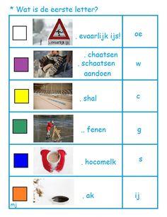 * Wat is de eerste letter? 1-2 Winter, Winter Time, Winter Fashion