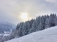 Zell am See Austria Ski december 31st 2014