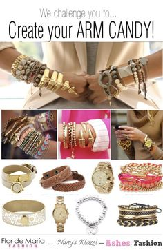 Arm Candy#Repin By:Pinterest++ for iPad#