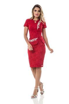 Blouse And Skirt, Dress Skirt, Peplum Dress, Modest Dresses, Dresses For Work, Summer Dresses, Shweshwe Dresses, Classy Suits, African Fashion Dresses