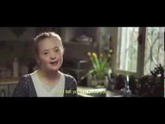 Estas palabras de niños con Síndrome de Down te tocarán el corazón.