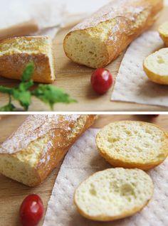 Miniature Bread w/ Baking Powder (DIY Tutorial) by thinkpastel.deviantart.com on @deviantART