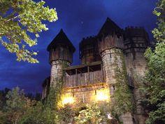 Castillo Parque de Atracciones de Madrid