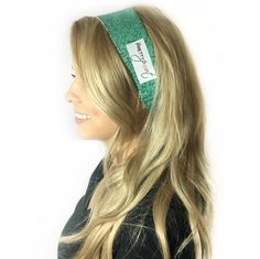 The PrettyPout's 100% cotton, reversible block printed headbands provide both comfort and variety! #theprettypout