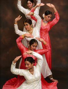 Kathak dance.