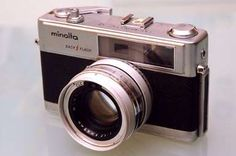 Camaras antiguas de coleccion Kodak-Ricoh-Minolta-Pentax